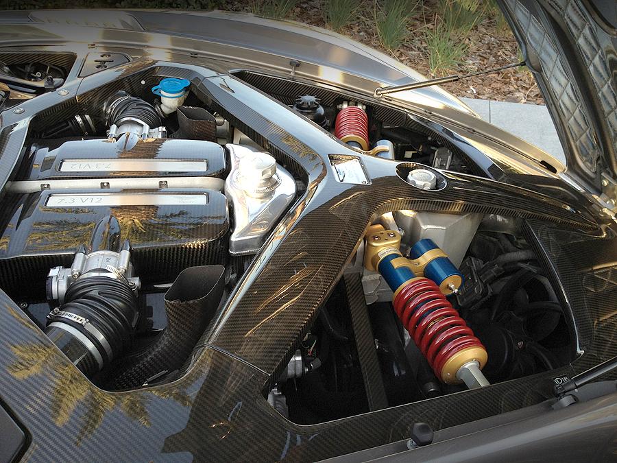 aston martin one 77 engine. one77 in orlando 6speedonline porsche forum and luxury car resource aston martin one 77 engine